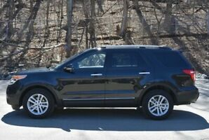 2013 Ford Explorer XLT Fully loaded FWD