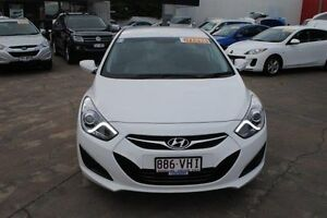 2014 Hyundai i40 VF2 Active Ceramic White 6 Speed Sports Automatic Sedan Townsville Townsville City Preview