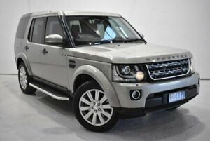 2014 Land Rover Discovery Series 4 L319 MY15 TDV6 Gold 8 Speed Sports Automatic Wagon