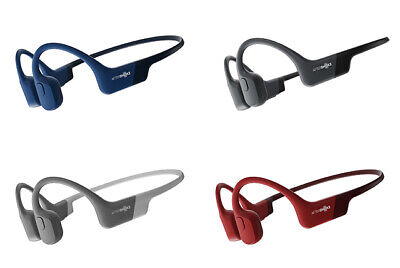 AfterShokz AS800 Aeropex Open-Ear Wireless Bone Conduction Headphones