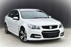2015 Holden Commodore VF MY15 SV6 Storm White 6 Speed Sports Automatic Sedan Berwick Casey Area Preview