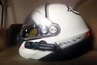 Ski Doo BV2S Helmet  - BRP - X-Large - Custom Paint White