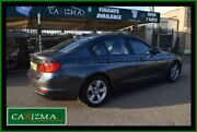 2012 BMW 318d F30 Grey 8 Speed Automatic Sedan Seven Hills Blacktown Area Preview