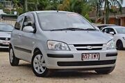 2005 Hyundai Getz TB MY05 GL Blue 4 Speed Automatic Hatchback Tweed Heads Tweed Heads Area Preview