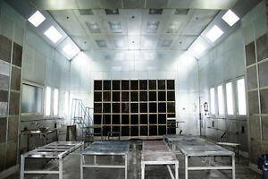 Used Paint Booths For Sale In Ontario