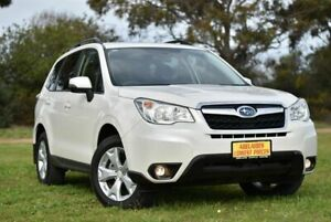 2015 Subaru Forester S4 MY15 2.5i-L CVT AWD White 6 Speed Constant Variable Wagon Enfield Port Adelaide Area Preview