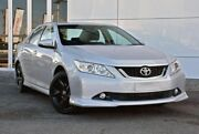 2015 Toyota Aurion GSV50R Sportivo Silver 6 Speed Sports Automatic Sedan Tweed Heads South Tweed Heads Area Preview