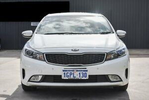 2018 Kia Cerato YD MY18 S White 6 Speed Sports Automatic Hatchback Midvale Mundaring Area Preview