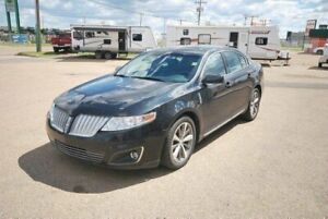 2009 Lincoln MKS AWD LEATHER MOONROOF 3.7 V6