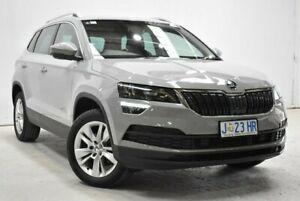 2019 Skoda Karoq NU MY19 110TSI DSG FWD Grey 7 Speed Sports Automatic Dual Clutch Wagon Launceston Launceston Area Preview