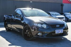 2011 Ford Falcon FG XR6 Ute Super Cab Turbo Black 6 Speed Sports Automatic Utility Midvale Mundaring Area Preview