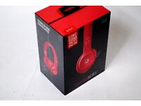 Beats Solo 2 Iconic Sound Headphones Red Brand New £140