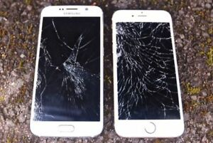 Phone 7 6 6+ 6S 6S+ 5 5S 5C screen  replacement royal oak NW