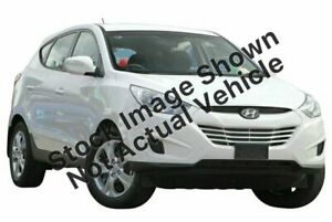 2013 Hyundai ix35 LM2 Active White 5 Speed Manual Wagon Gympie Gympie Area Preview