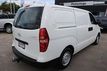 2010 Hyundai iLOAD TQ-V Ceramic White 5 Speed Manual Van Hyde Park Townsville City Preview