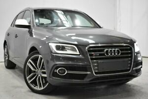 2014 Audi SQ5 8R MY14 TDI Tiptronic Quattro Grey 8 Speed Sports Automatic Wagon Launceston Launceston Area Preview