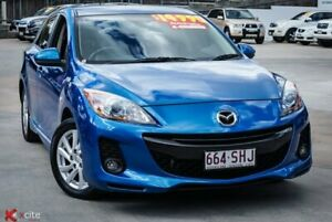 2011 Mazda 3 BL 11 Upgrade SP20 Skyactiv N/a 6 Speed Automatic Hatchback Ipswich Ipswich City Preview