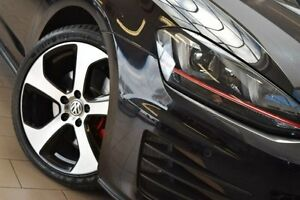 2014 Volkswagen Golf AU MY14 GTi Deep Black Pearl Effect 6 Speed Direct Shift Hatchback Belconnen Belconnen Area Preview