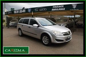 2008 Holden Astra AH MY08.5 60th Anniversary Silver 4 Speed Automatic Wagon Toongabbie Parramatta Area Preview