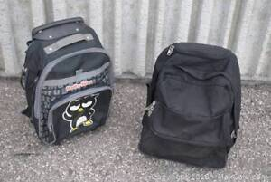 Student backpacks with wheels (2)