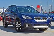 2017 Subaru Outback B6A MY17 2.5i CVT AWD Premium Blue 6 Speed Constant Variable Wagon West Gladstone Gladstone City Preview