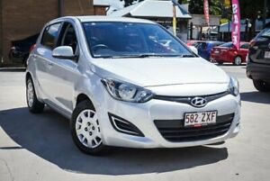 2014 Hyundai i20 PB MY14 Active N/a 4 Speed Automatic Hatchback Ipswich Ipswich City Preview