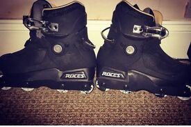 Roces Aggresive in-line skates £50 (ONO)