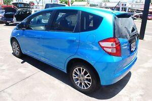 2010 Honda Jazz GE MY10 GLi Cerulean Blue 5 Speed Manual Hatchback Townsville Townsville City Preview