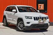2013 Jeep Grand Cherokee WK MY2014 Laredo White 8 Speed Sports Automatic Wagon Molendinar Gold Coast City Preview