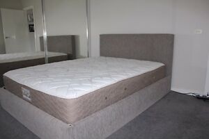 Queensize Bed Frame - Used but in excellent condition. West Footscray Maribyrnong Area Preview