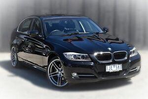 2011 BMW 320D E90 MY1011 Lifestyle Steptronic Black 6 Speed Sports Automatic Sedan Berwick Casey Area Preview