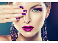 Fully qualified beautician required for city centre salon level 2 essential 3/4 days per week