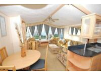 Static caravan for sale, Northampton - call Rory 07930626179 - double glazed!