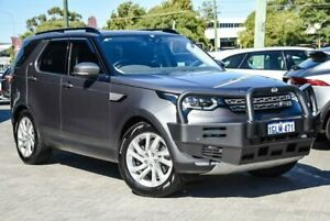 2017 Land Rover Discovery Series 5 L462 MY17 TD6 HSE Grey 8 Speed Sports Automatic Wagon Osborne Park Stirling Area Preview