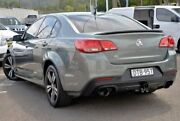 2014 Holden Commodore VF MY14 SV6 Storm Grey 6 Speed Manual Sedan Gosford Gosford Area Preview