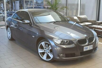 2007 BMW 325i E93 Grey 6 Speed Auto Steptronic Convertible Belconnen Belconnen Area Preview