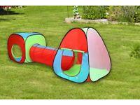 New: Children's indoor or outdoor tent