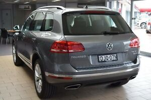 2016 Volkswagen Touareg 7P MY16 V6 TDI Canyon Grey 8 Speed Automatic Wagon Belconnen Belconnen Area Preview