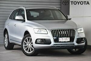 2015 Audi Q5 8R TDI Silver Sports Automatic Dual Clutch Indooroopilly Brisbane South West Preview