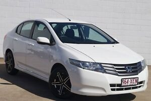 2010 Honda City GM MY10 VTi Taffeta White 5 Speed Automatic Sedan Bundaberg Central Bundaberg City Preview