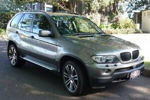 2006 BMW X5 Wagon Kangaroo Point Brisbane South East Preview