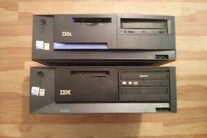 IBM Pentium 4 (P4) Netvista desktops