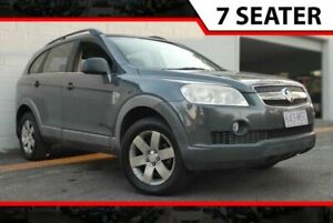 2009 Holden Captiva CG MY10 CX AWD Grey 5 Speed Sports Automatic Wagon Ashmore Gold Coast City Preview