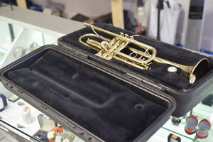 **GREAT DEAL** Bach TR300 Student Trumpet with Hard Case*