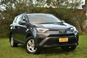 2015 Toyota RAV4 ZSA42R GX 2WD Grey 7 Speed Constant Variable Wagon Melrose Park Mitcham Area Preview