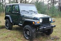 WANTED!! Geo Tracker, Suzuki or Jeep Tj Yj for less than $2000.