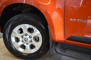 2014 Holden Colorado RG MY15 LTZ (4x4) Orange Rock 6 Speed Automatic Crew Cab P/Up Belconnen Belconnen Area Preview