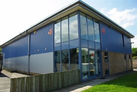 To Rent Soon - 4 Omega Centre, Sowton - 400 sqm - Secure Parking / Storage / Offices