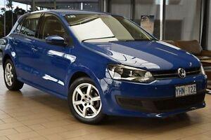 2011 Volkswagen Polo 6R MY12 66 TDI Comfortline 7 Speed Automatic Hatchback Belconnen Belconnen Area Preview