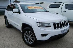 Jeep Grand Cherokee WK Laredo Wagon 5dr Spts Auto 8sp 4x4 3.0DT MY15 Mornington Mornington Peninsula Preview
